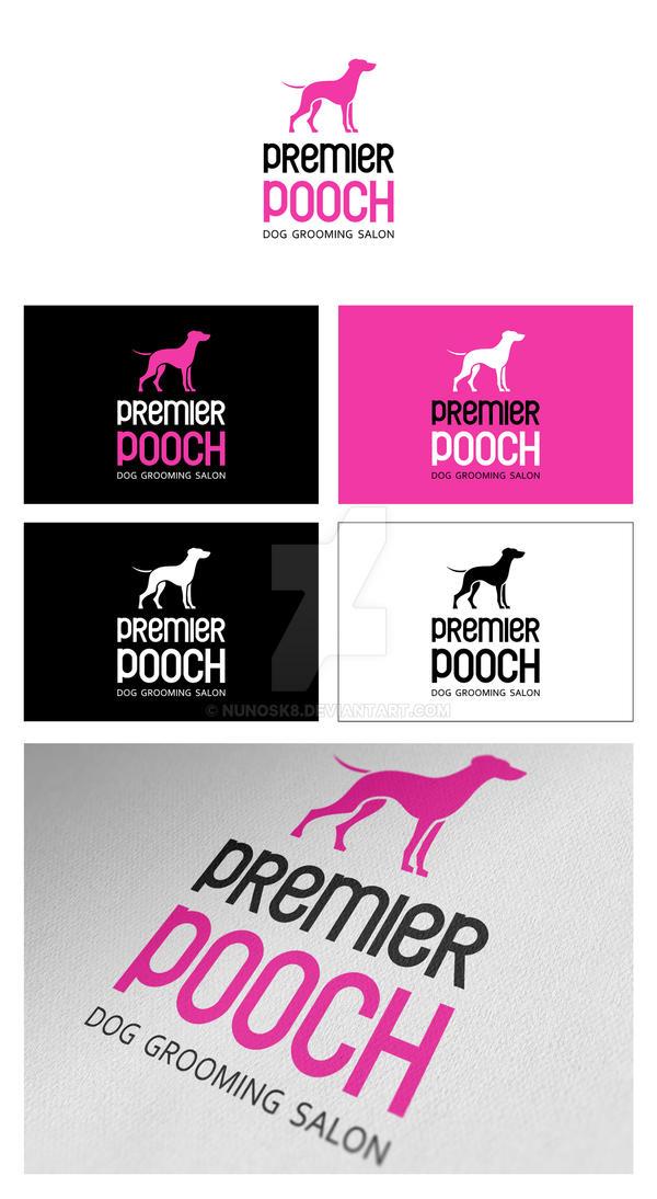Premier Pooch logo by Nunosk8