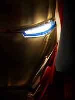 Iron Man Vector by staypuftmuffin