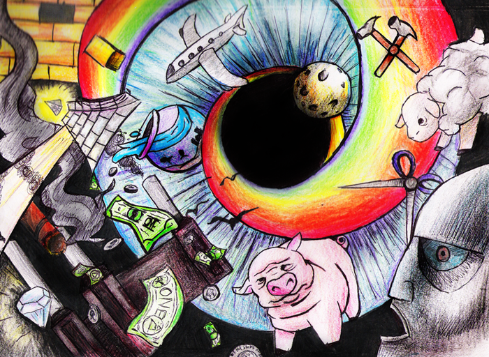 Pink Floyd Tribute by Licorize