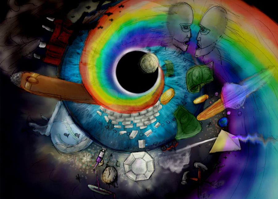 Pink Floyd Tribute 2 By Licorize On Deviantart
