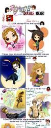 Double meme with Sora-Kurisu by Irvin-chan