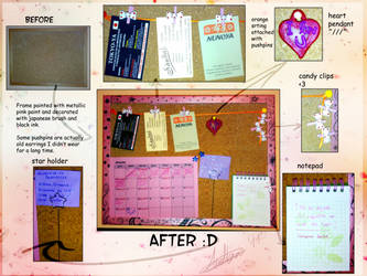 Notice board by Irvin-chan