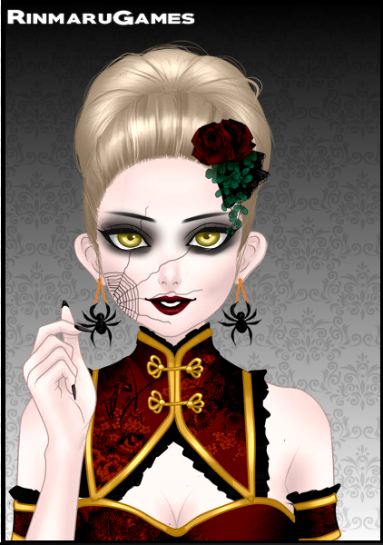 Spider Doll by Svetlanatolentino15
