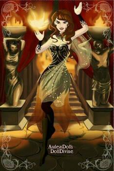 demi-goddess by Svetlanatolentino15