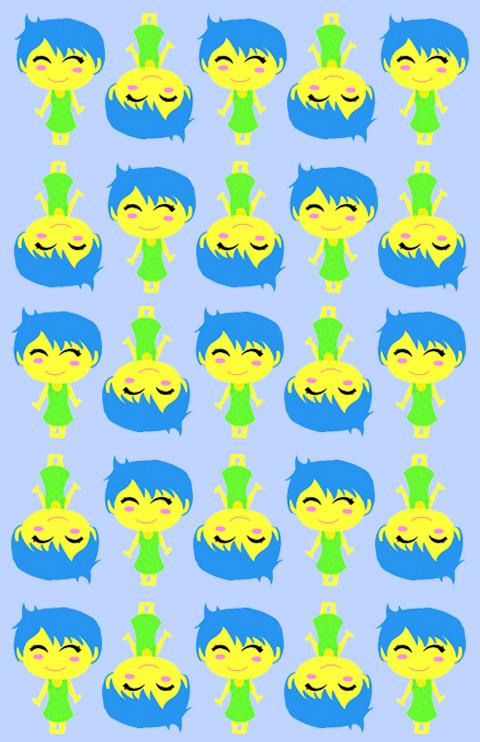 Joy Inside out Wallpaper by isabellafan4ever