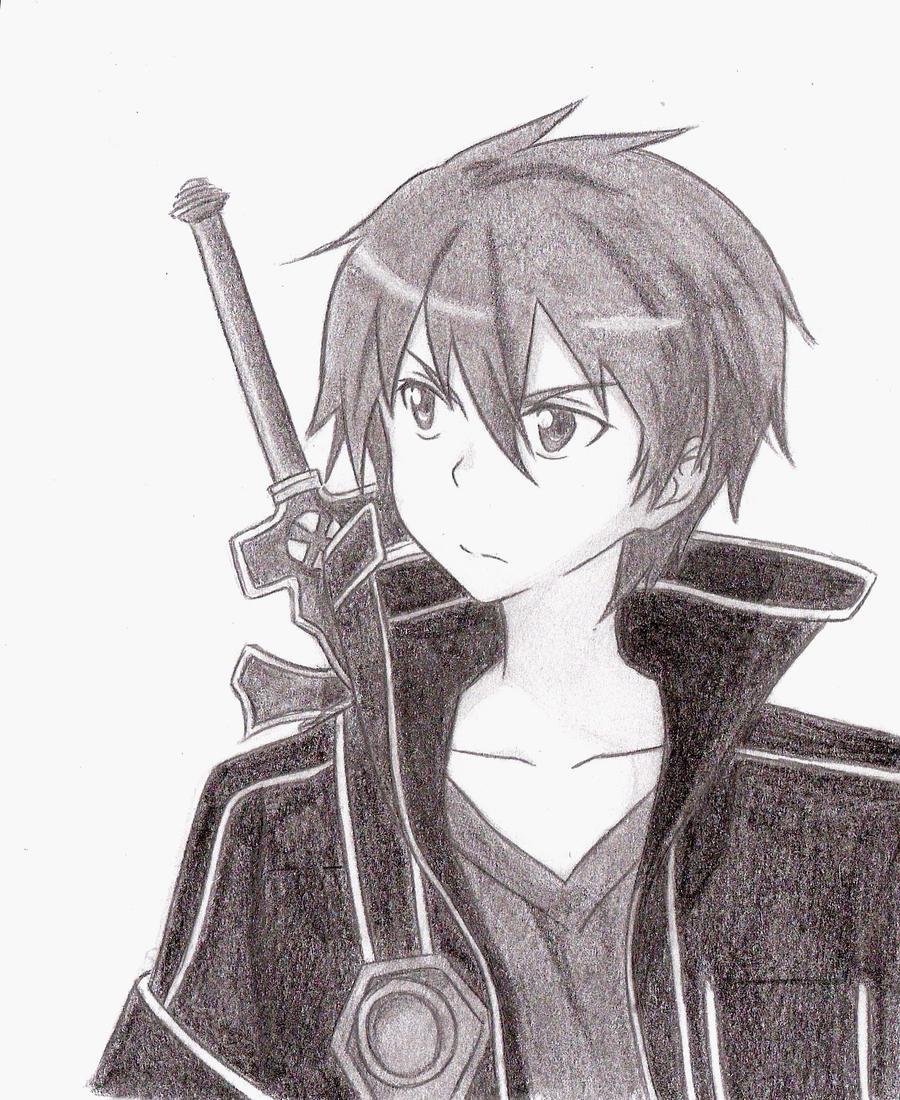 SAO - Kirito By Chocogirl3 On DeviantArt