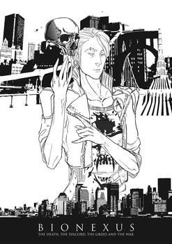 [BIONexus] Sketch Cover