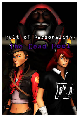 [SFM] TF2 - Cult of Personality - Comic Poster