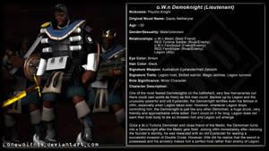 [SFM Biography] TF2 - CoP - oWn Demoknight