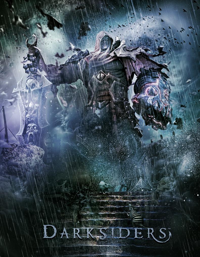 Darkside_the last by sabercore23ArtStudio