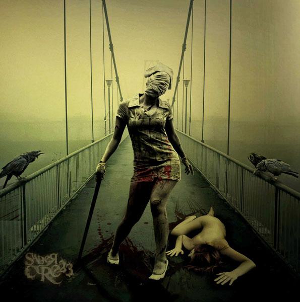 Macabre & Horror Art - TheArtHunters