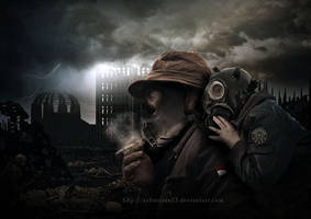 Future by sabercore23ArtStudio