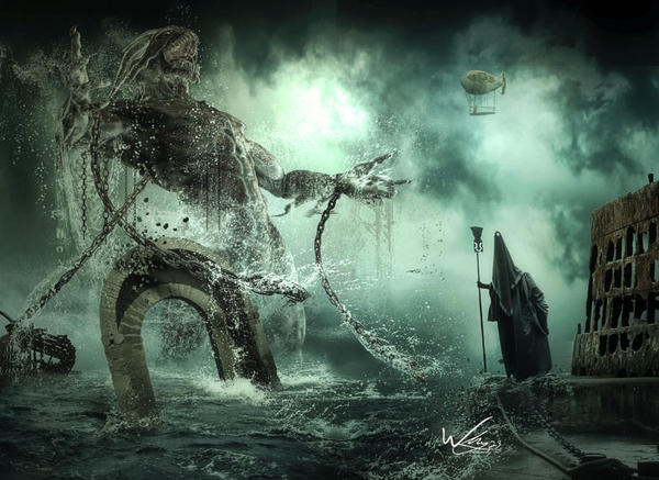 SaberCreature by sabercore23ArtStudio