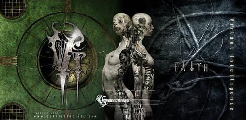 Vi CD Cover by Sabercore23 by sabercore23ArtStudio