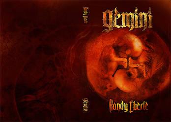 Book Cover-Gemini RandyEberle by Sabercore23