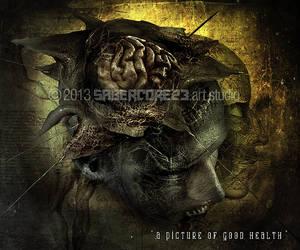 Dead Brain Imagination by Sabercore23 by sabercore23ArtStudio