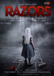 RAZORS Movie FinalPoster Ian saber versi02x