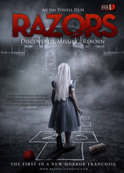 RAZORS Movie FinalPoster Ian saber versi02x