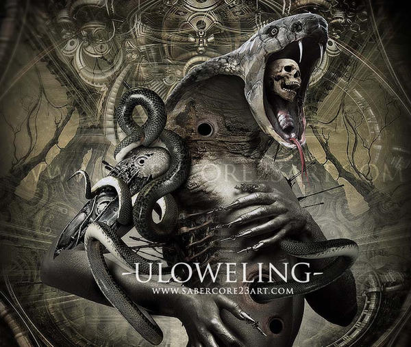 Uloweling-by-sabercore23art Fb by sabercore23ArtStudio