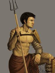 WIP - Gladiator