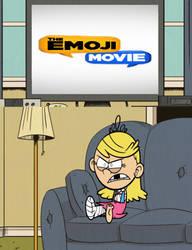 Lola Angry at The Emoji Movie