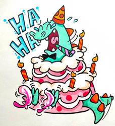 HA-HA-Happy Birthday!!!