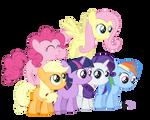 My Li'l Little Ponies