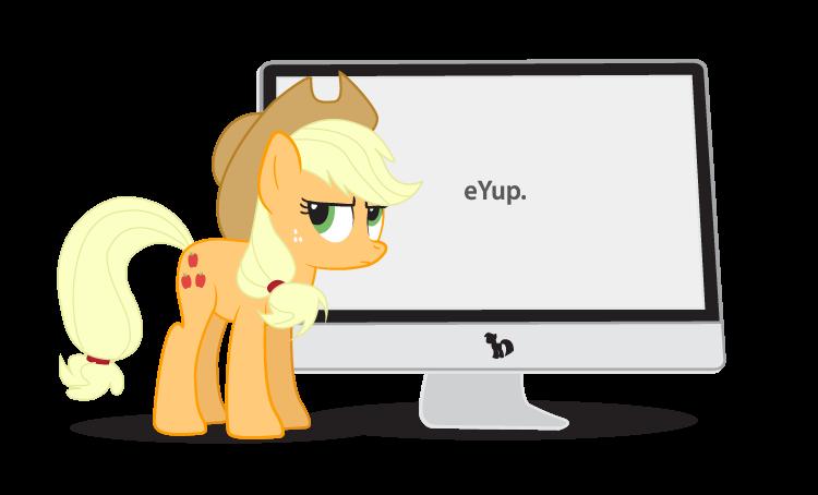 Applejack and Big Macintosh