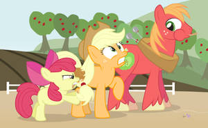 Candy Apple Acres by dm29