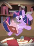 Twilight Hits The Books