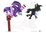 Lollipop Chainsaw Mare-ssacre III by dm29