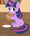 Twilight Waffle Time