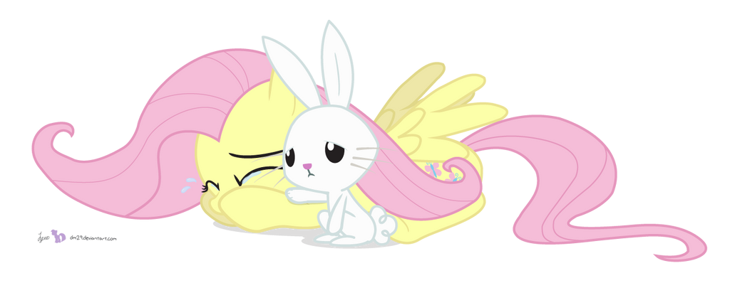 Don't Cry, Fluttershy by dm29