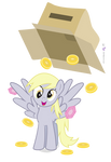 Derpy Pays Out!