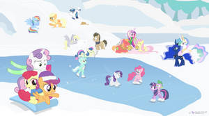 A Ponyville Winter