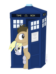 Doctor Whooves in 'Is it Safe Outside?'