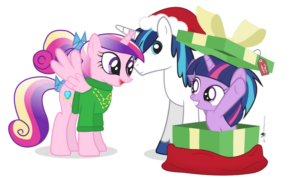 The Best Gift Ever by dm29