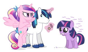 You Don't Give Coffee to a Filly