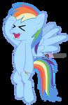 A wild RainbowFett appears!