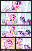Comic Block: Princess Priorities by dm29