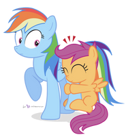 Never Letting Go by dm29