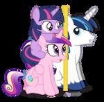 We're Taller Than Shining Armor!