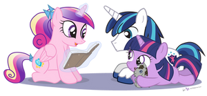 The Best Storyteller in Canterlot