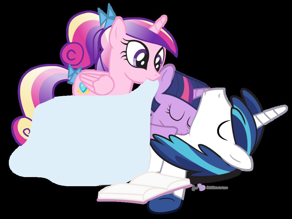 Good Night, Little Ponies