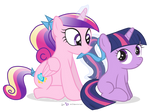 Ponytails for Twily