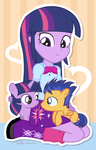 Who's Your Friend, Twilight?