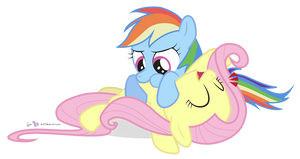 Surrender, Fluttershy!