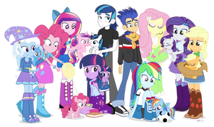Ponies For Everyone