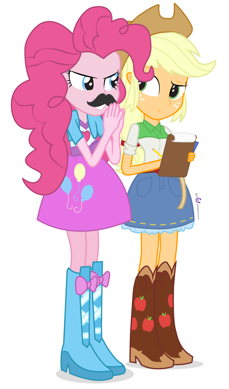 And I'll Put On This Moustache... by dm29