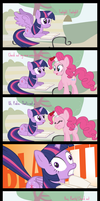 Comic Block: Unicorn Horn
